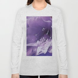 Cactus Orchid Indigo Touch Long Sleeve T-shirt