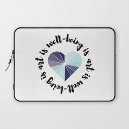 Art & Well-being Laptop Sleeve