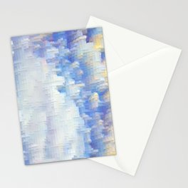 Abstract 158 Stationery Cards
