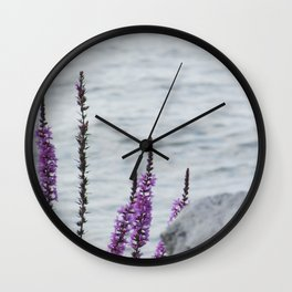 Untitled, Maumee Bay Wall Clock