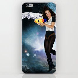 Barbarella iPhone Skin
