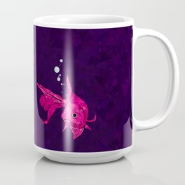 A fish! A fish! A fishy... OH!! Coffee Mug