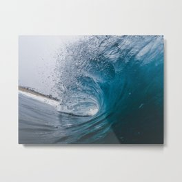 Great Surf Metal Print
