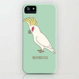 rockatoo iPhone Case