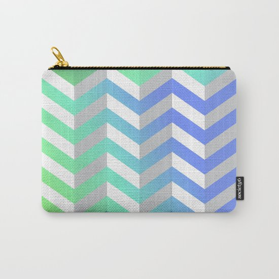 background pattern Carry-All Pouch