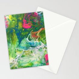 A Little Action Stationery Cards
