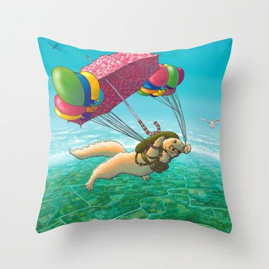 PARACHUTE Throw Pillow