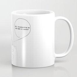 Will Storyboarding My Life Make It Easier? Coffee Mug