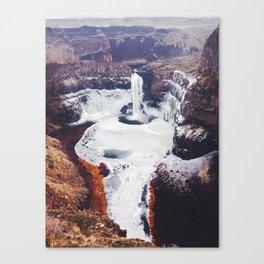 Palouse Falls Canvas Print