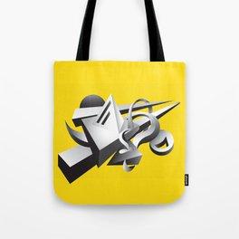 geoMETRICA Tote Bag