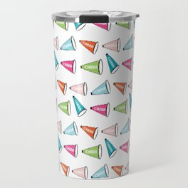 CHEER - color splash Travel Mug
