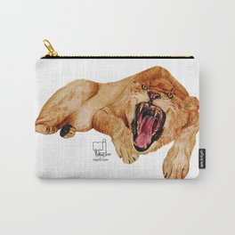 lion 6 Carry-All Pouch