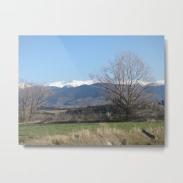 Pyrenees - Spain Metal Print
