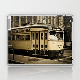 San Francisco Street Car Laptop & iPad Skin