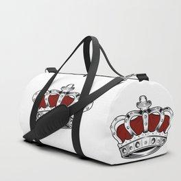 Crown - Red Duffle Bag