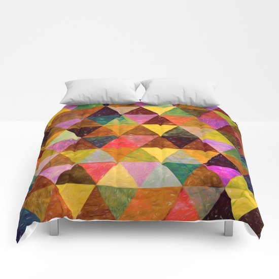 Abstract #370 Comforters