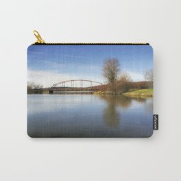 Solitude Bridge Landscape Carry-All Pouch