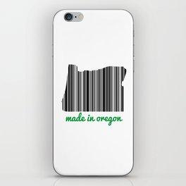 Made in Oregon iPhone Skin