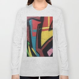 Graff Alley Long Sleeve T-shirt