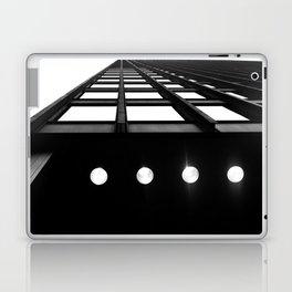 Industrial Beams Laptop & iPad Skin