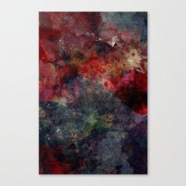 Contemporary V Canvas Print