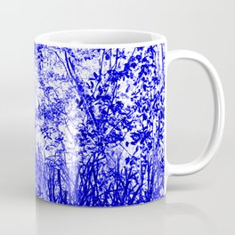 The Blue Forest Coffee Mug