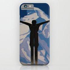 Vintage Zermatt Switzerland Travel Slim Case iPhone 6s
