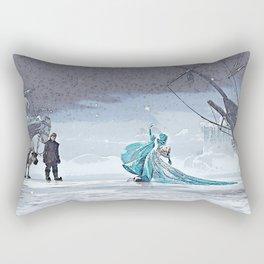 Frozen - A Sister's Sacrifice Rectangular Pillow