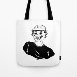 Indie portraits / Mac DeMarco Tote Bag