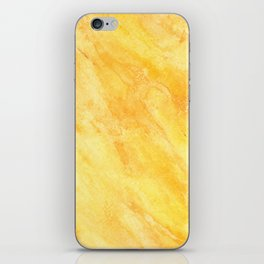 Watercolour Marble, Abstract watercolour art iPhone Skin