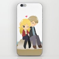 ouat iPhone & iPod Skins featuring OUAT - Daddy Charming by Choco-Minto