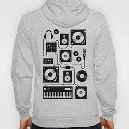 Electronica Hoody