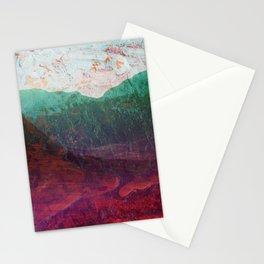 Across the Poisoned Glen Stationery Cards