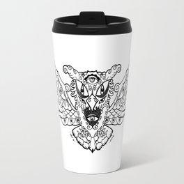 ORNIMENTAL OWL Travel Mug