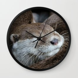 Not now - I'm busy Wall Clock