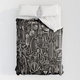Medical Condition BLACK Comforters