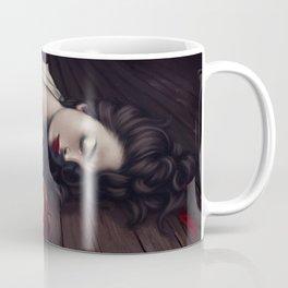 Poisoned apple Coffee Mug