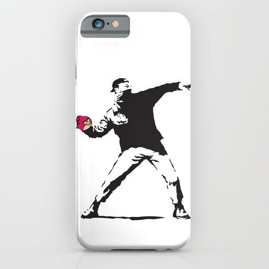 Angry Birdksy iPhone & iPod Case
