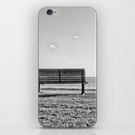 Is this what lonely feels like? iPhone Skin