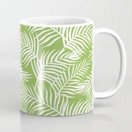 Palm Leaves_Greenery Coffee Mug