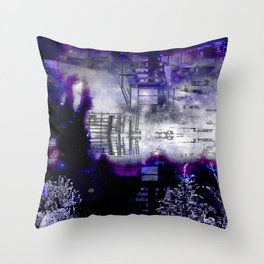 Engineering Reality Throw Pillow