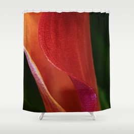 Inner She Folds Shower Curtain