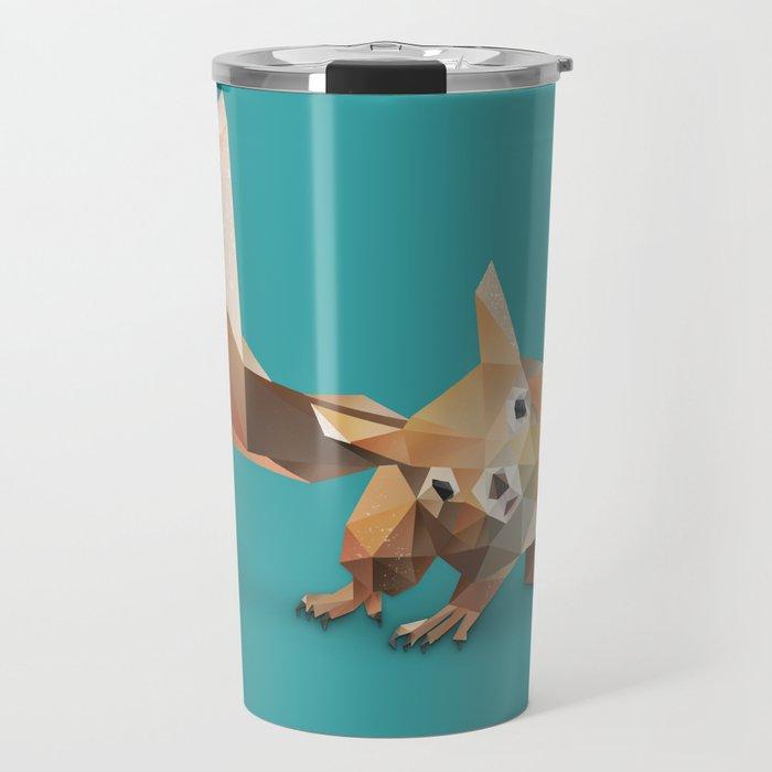 Squirrel. Travel Mug