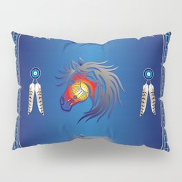 Crazy Horse Pillow Sham