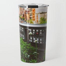 Highline Blooms Travel Mug