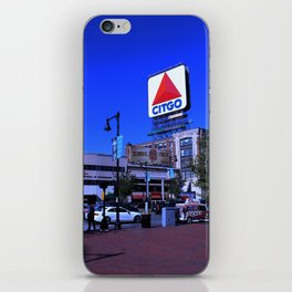 Kenmore sq 2 iPhone Skin