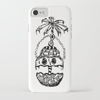 easter iPhone & iPod Cases featuring Easter by Kara Art