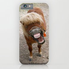 Why the long face? iPhone 6s Slim Case