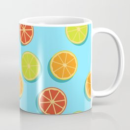 Summer insta fruits Coffee Mug