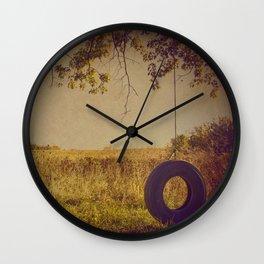 Kid Life. Wall Clock